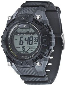 SF 77054PP02 Digital Watch  - For Men