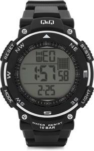 Q&Q M124J002Y Digital Watch  - For Men