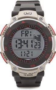 Q&Q M124J004Y Digital Watch  - For Men