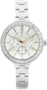 Titan NF9969SM01J Analog Watch  - For Women