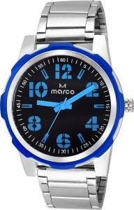 MARCO ELEGANT MR-GR R07 BLUE-CH Analog Watch  - For Men