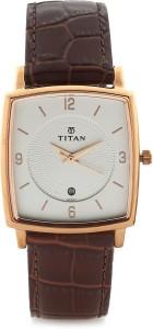 Titan NH9159WL01 Classique Analog Watch  - For Men