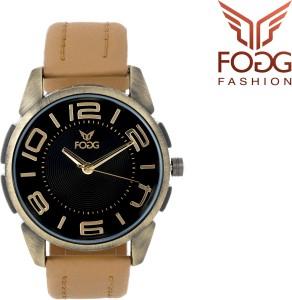 FOGG 1048-BK-CK New Stylish Analog Watch  - For Men