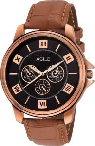 Agile AGM056 Classique Analog Watch  - For Men