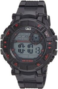 Q&Q M152J001Y Digital Watch  - For Men