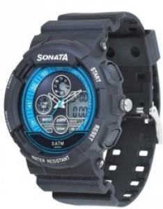 SF 7997PP04J Analog-Digital Watch  - For Men