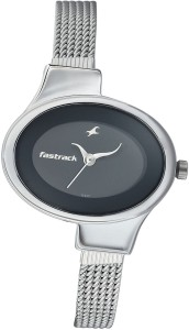 Fastrack NG6015SM02 Analog Watch  - For Women