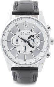 Titan NH9322SL02 Classique Analog Watch  - For Men