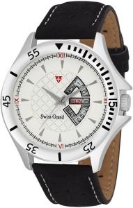 Swiss Grand S-SG-1026 Analog Watch  - For Men