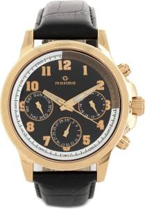 Maxima 30960LMGR Attivo Analog Watch  - For Men