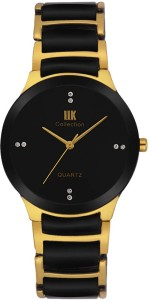 IIK Collection IK-LR001-BLK-CH Analog Watch  - For Women
