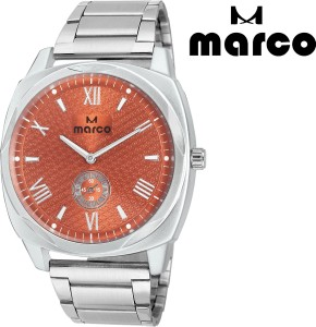Marco chronograph mr-gr 2003-brw-ch Analog Watch  - For Men