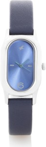 Fastrack 6126SL01 Analog Watch  - For Women