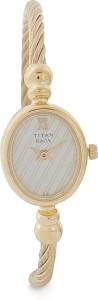 Titan NF197YM01 Raga Analog Watch  - For Women