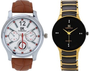 IIK Collection Combo 013M-507M Luxury Analog Watch  - For Men
