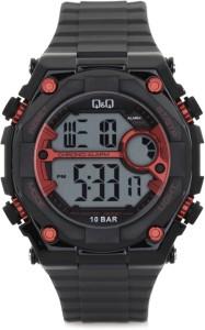 Q&Q M127J002Y Digital Watch  - For Men