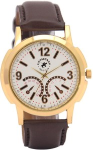 Pittsburgh Polo Club PBPC-122-GLD Casual Analog-Digital Watch  - For Men
