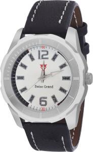 Swiss Grand S-SG1005 Analog Watch  - For Men