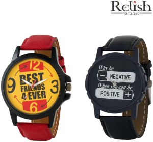 Relish R-668C Analog Watch  - For Men