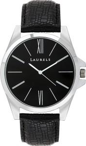 Laurels Lo-OM-0202 Opus Analog Watch  - For Men