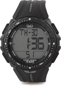 Q&Q M102J001Y Digital Watch  - For Men