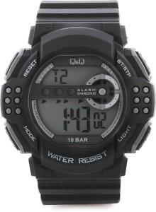 Q&Q M128J002Y Digital Watch  - For Men