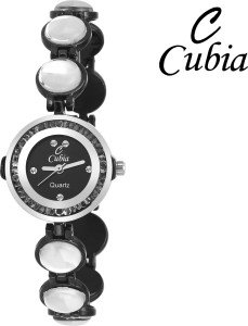 Cubia cb-1090 Analog Watch  - For Girls