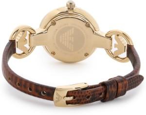 9580eff8740f Emporio Armani AR1885 Gianni T-B Analog Watch - For WomenEnd of Season Style