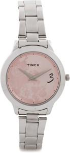 Timex TI000T60100 Analog Watch  - For Women