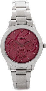 Timex TI000Q80200 E Class Analog Watch  - For Women