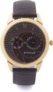 Titan NF1509YL01 Orion Analog Watch  - For Men