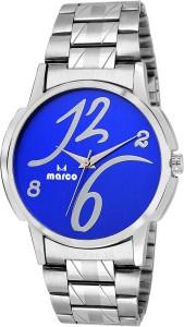 Marco ELITE MR-GR595-BLUE CHAIN Analog Watch  - For Men
