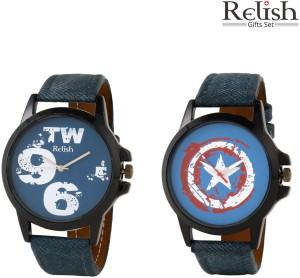 Relish R-649C Analog Watch  - For Men