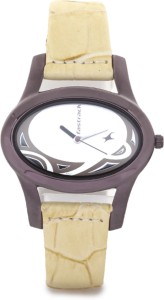 Fastrack NG9732QL01J Analog Watch  - For Women
