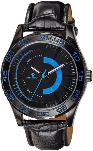Giani Bernard GBM-02I Half Throttle Analog Watch  - For Men
