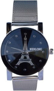 WENLONG Designer Analog Watch  - For Girls