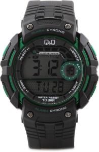Q&Q M086J003Y Digital Watch  - For Men