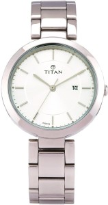 Titan 2480SM07 Analog Watch  - For Women