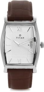 Titan 1530SL01 Classique Analog Watch  - For Men