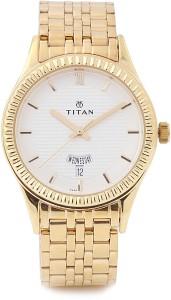 Titan NE1528YM04 Regalia Analog Watch  - For Men