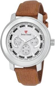 Swiss Grand N-SG-1083 Analog Watch  - For Men