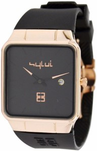 Style Feathers SYLVI Black 001 Analog Watch  - For Men