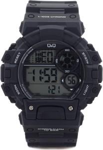 Q&Q M144J002Y Digital Watch  - For Men