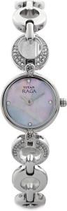 Titan NH2444SM03 Raga Upgrade Analog Watch  - For Women