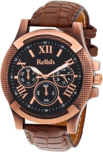 Relish R-496 Analog Watch  - For Men
