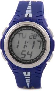 Sonata NH7965PP01J Digital Watch  - For Men