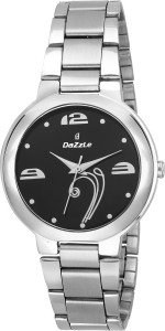 Dazzle LADIES DL-LR501-BLK Analog Watch  - For Girls