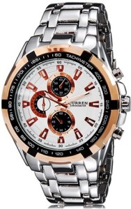 Curren Casual Analog Watch  - For Men