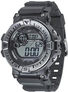 SF 77061PP01 Digital Watch  - For Men