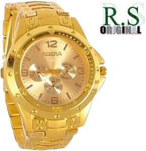 R S Original FS-COOL-RS1043 Analog Watch  - For Boys